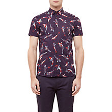 Buy Ted Baker Bigpois Short Sleeve Shirt Online at johnlewis.com