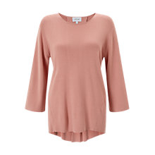 Buy Jigsaw Pleated Back Jumper Online at johnlewis.com