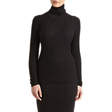 Buy Winser London Merino Wool Rib Jumper Online at johnlewis.com