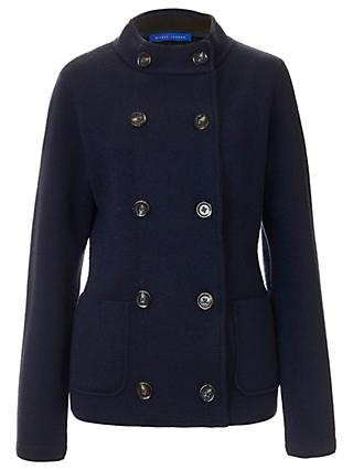 Winser London Milano Wool Double Breasted Jacket
