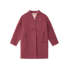 Buy Jigsaw Girls' Cocoon Coat Online at johnlewis.com