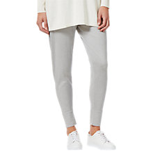 Buy Winser London Casual Luxe Trousers, Grey Marl Online at johnlewis.com
