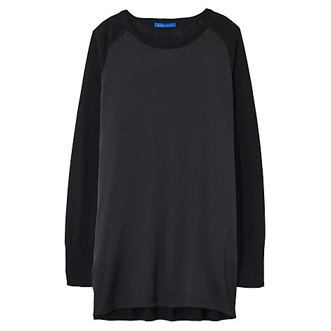 Buy Winser London Silk Front Tunic Online at johnlewis.com