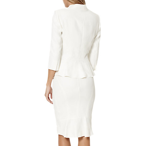 Buy Damsel in a dress Montsuki Skirt, Ivory Online at johnlewis.com