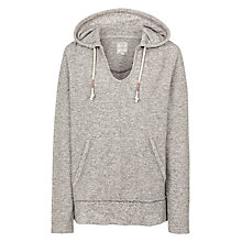 Buy Fat Face St Ives Overhead Hoodie, Grey Marl Online at johnlewis.com