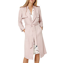 Buy Damsel in a dress Yukata Drape Coat, Pink Online at johnlewis.com