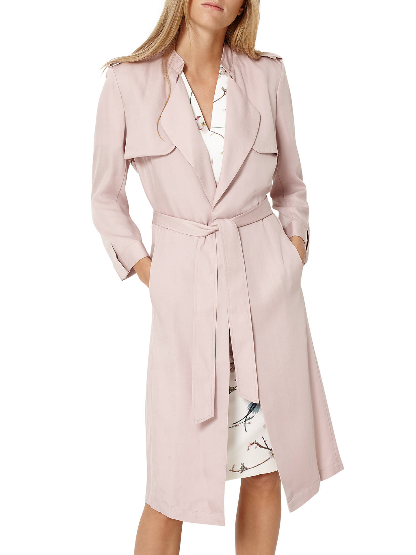 Damsel In A Dress Yukata Drape Coat, Pink by Damsel In A Dress