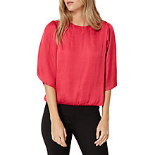 Buy Damsel in a dress Tamato Top, Fuschia Online at johnlewis.com
