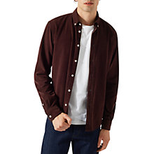 Buy Jigsaw Corduroy Shirt Online at johnlewis.com