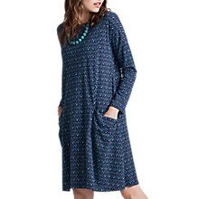 Buy Seasalt Mill Pool Dress, Twinflower Night Online at johnlewis.com