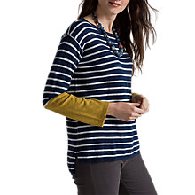 Buy Seasalt Stoneware Jumper, Breton Night Salt Online at johnlewis.com