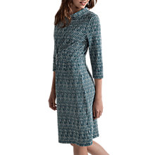Buy Seasalt Cleats Dress, Basket Dark Jade Online at johnlewis.com