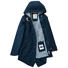Buy Seasalt RAIN® Collection Bowsprit Waterproof Coat, Squid Ink Online at johnlewis.com