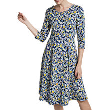 Buy Seasalt The Mouls Dress, Vintage Floral Night Online at johnlewis.com