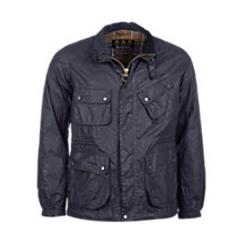 Buy Barbour x Brompton Merton Waxed Jacket Online at johnlewis.com