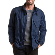 Buy Barbour x Brompton Newham Waterproof Foldaway Jacket Online at johnlewis.com