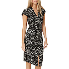 Buy Damsel in a dress Hexa Dress, Black/Beige Online at johnlewis.com