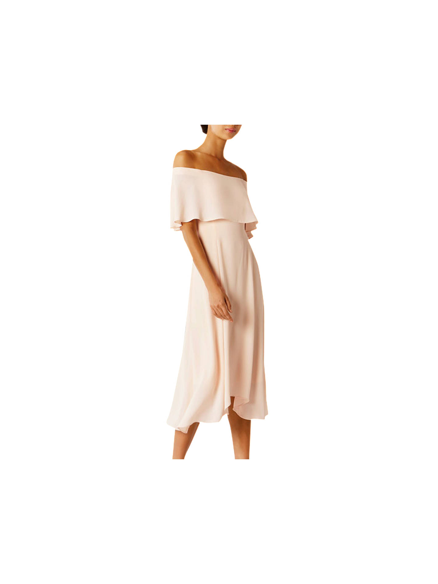 Coast Brooke Midi Bridesmaid Dress At John Lewis Partners