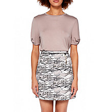 Buy Ted Baker Colour By Numbers Landscape Mini Skirt Online at johnlewis.com