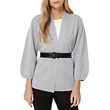 Buy Damsel in a dress Belted Cardigan, Silver Marl Online at johnlewis.com