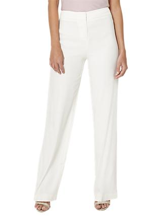 Damsel in a Dress Montsukhi Trousers, Ivory