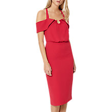 Buy Damsel in a dress Furi Dress, Fuchsia Online at johnlewis.com