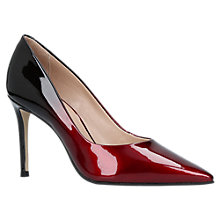 Buy Carvela Alison Pointed Toe Stiletto Court Shoes, Wine Online at johnlewis.com