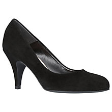 Buy Carvela Adam 2 Cone Heeled Court Shoes Online at johnlewis.com