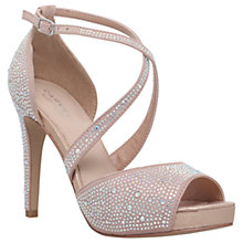 Buy Carvela Larna Stiletto Heeled Sandals Online at johnlewis.com