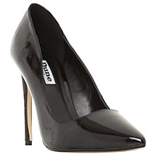 Buy Dune Amalfie Pointed Toe Stiletto Heeled Court Shoes Online at johnlewis.com