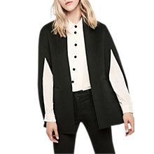 Buy Gerard Darel Gale Wool Coat, Black Online at johnlewis.com