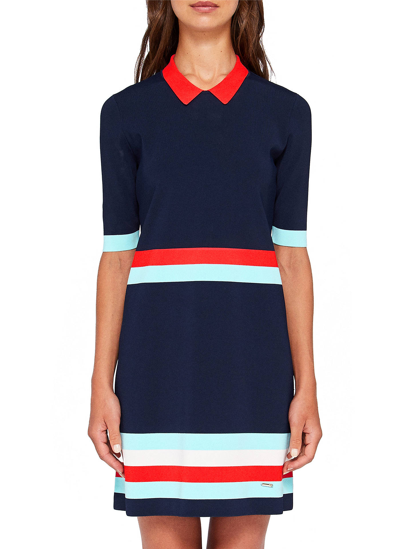 ac93d7a5e20 Buy Ted Baker Origami Colour-Block Dress