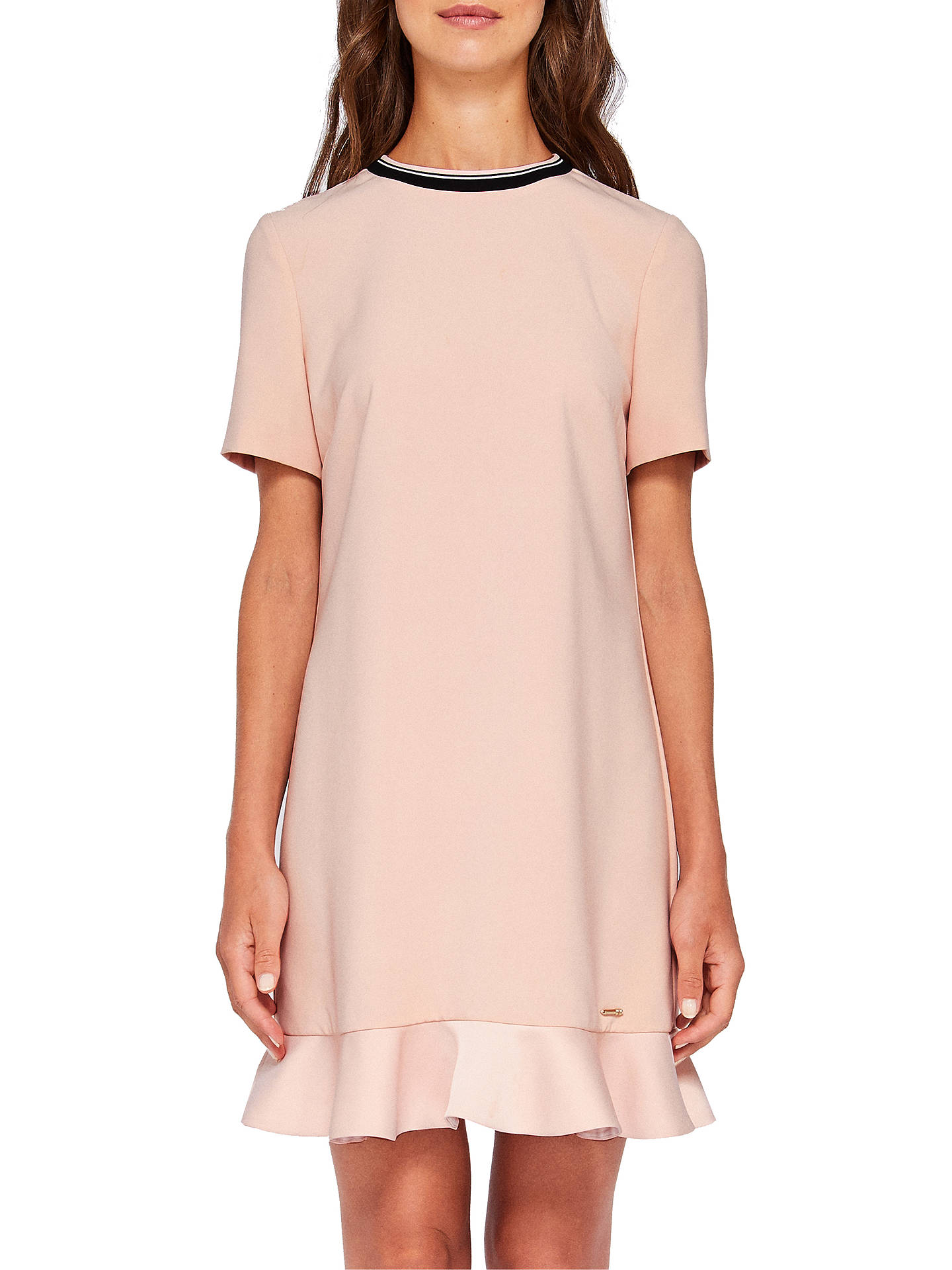 f53987a29f2b Buy Ted Baker Colour By Numbers Kittaa Peplum Dress