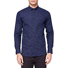 Buy Ted Baker Pantheo Flecked Shirt Online at johnlewis.com