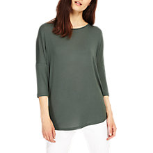 Buy Phase Eight Catrina Top, Green Online at johnlewis.com