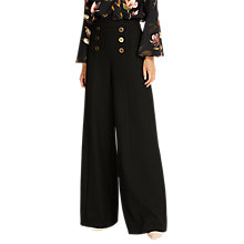Buy Phase Eight Liana Trouser, Black Online at johnlewis.com