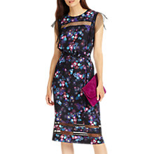 Buy Phase Eight Kacy Floral Print Dress, Multi Online at johnlewis.com