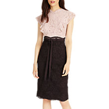 Buy Phase Eight Maggie Lace Dress, Multi Online at johnlewis.com