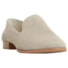Buy Dune Gafney Pointed Toe Loafers Online at johnlewis.com