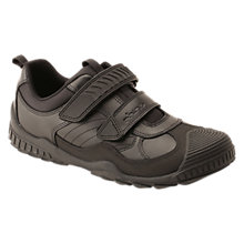 Buy Start-Rite Extreme Pri Leather Shoes, Black Online at johnlewis.com