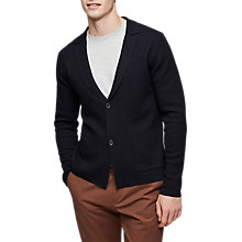 Buy Reiss Arthur Fine Wool Blazer, Navy Online at johnlewis.com