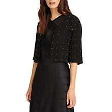 Buy Phase Eight Stephanie Embellished Jacket Online at johnlewis.com