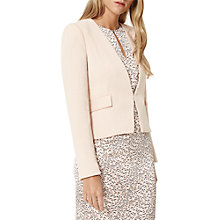 Buy Damsel in a dress Delphine Tux Jacket, Blush Online at johnlewis.com