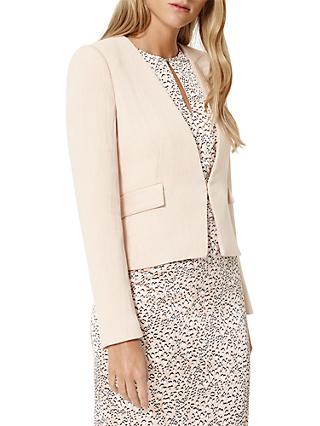 Damsel in a Dress Delphine Tux Jacket, Blush