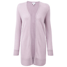 Buy Pure Collection Gassato Rib Cardigan Online at johnlewis.com