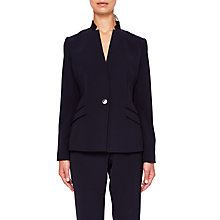 Buy Ted Baker Ulmia Ottoman Suit Jacket, Navy Online at johnlewis.com