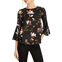 Buy Phase Eight Kailey Floral Blouse, Multi Online at johnlewis.com
