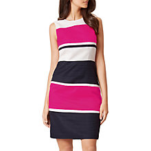 Buy Hobbs Honey Shift Dress, Multi Online at johnlewis.com