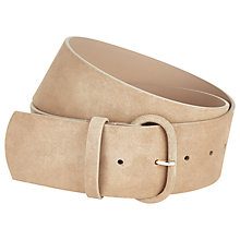 Buy Hobbs Alisha Belt, Neutral Online at johnlewis.com