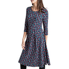 Buy Seasalt The Mouls Dress II, Fallen Bloom Night Online at johnlewis.com